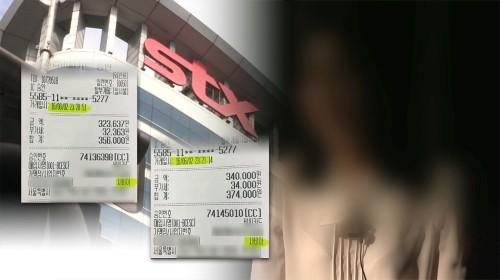 [STX접대비②] 감사부서도 접대비 부당 사용… 내부 문제제기는 '묵살'