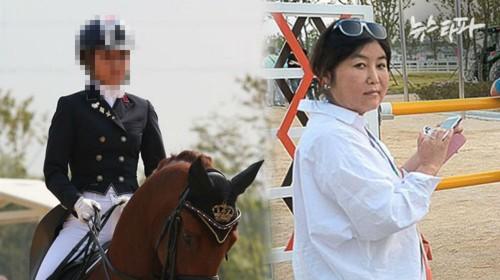 최순실 딸, 이화여대서 귀빈 대우…학점도 특혜 의혹