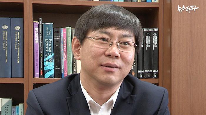 ▲ 박상인 서울대 교수