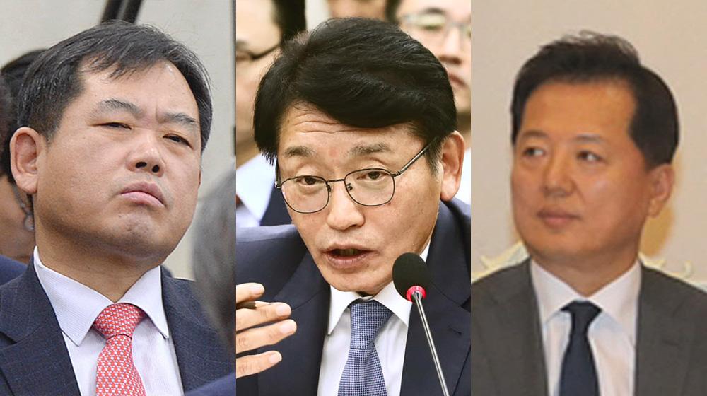 박근혜 최순실 체제의 부역자들 3 - KBS