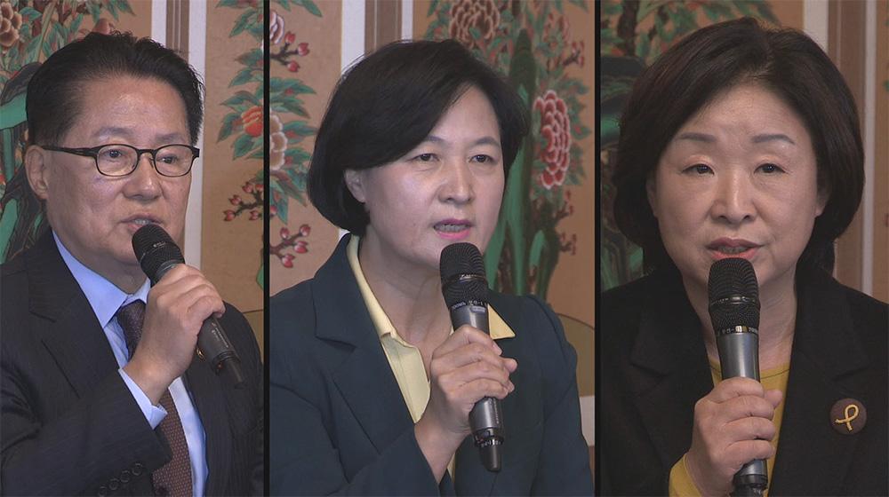 민심은 '박근혜 퇴진'... 야당의 선택은?
