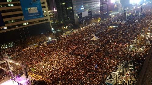 [LIVE] 11.19 박근혜 퇴진 범국민행동
