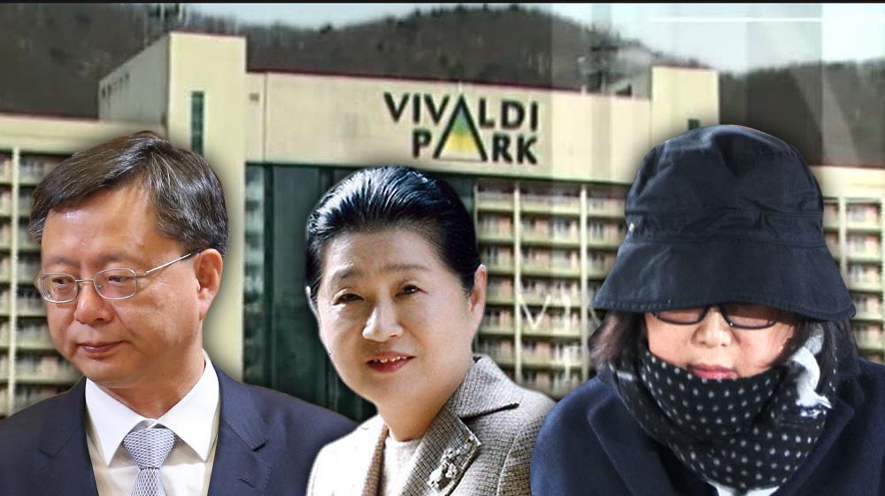 우병우 장모, 최순실 회사와 지속적 거래...대명그룹 커넥션도 확인