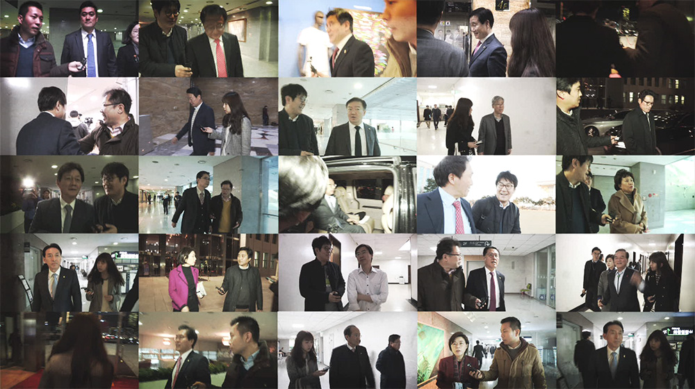 민심이냐 박근혜냐 새누리 의원들에게 묻다