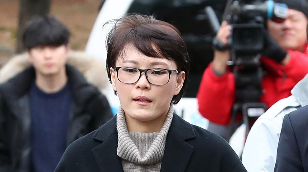 박근혜 돈으로 의상비 현금결제?… 재산 내역 상 불가능