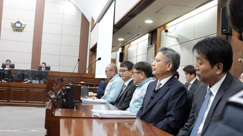 법정에서 드러난 포레카 강탈 사건 전말