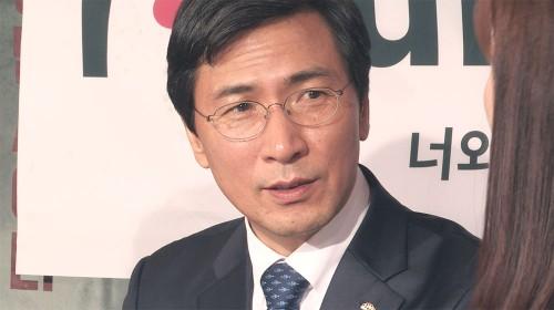 [뉴스포차] 대선주자와 한잔① 안희정 '대연정, 선거공학인가 진심인가'
