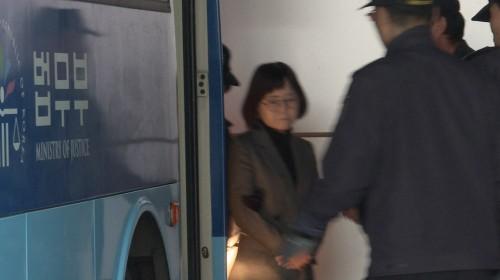 심화진 성신여대 총장 징역1년, 법정구속
