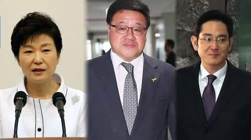 안종범 수첩 39권 주요내용 입수… '미리미리 삼성 챙긴 대통령'