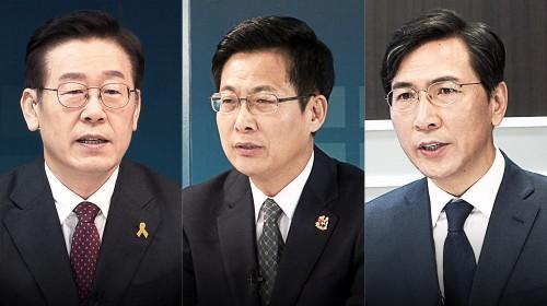 민주당 대선후보 지자체장 3명의 매니페스토 평가는?