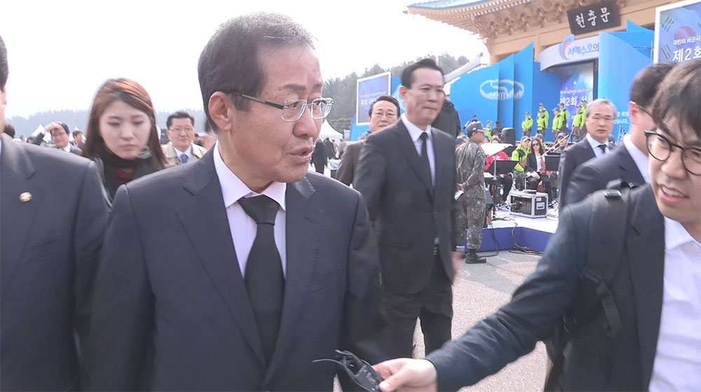 [대선후보 검증:판결문] '주민소환조작' 가담 홍준표 최측근, 또 '홍캠프' 합류