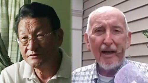 '전순태와 헌틀리', 한국의 평화를 염원했던 두 사람