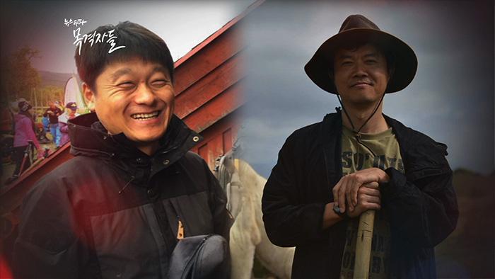 ▲ 故 김광일 PD (왼쪽), 故 박환성 PD (오른쪽)