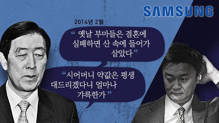"""임우재, """"최지성 등 삼성임원들이 이부진과 이혼하라고 압박"""""""