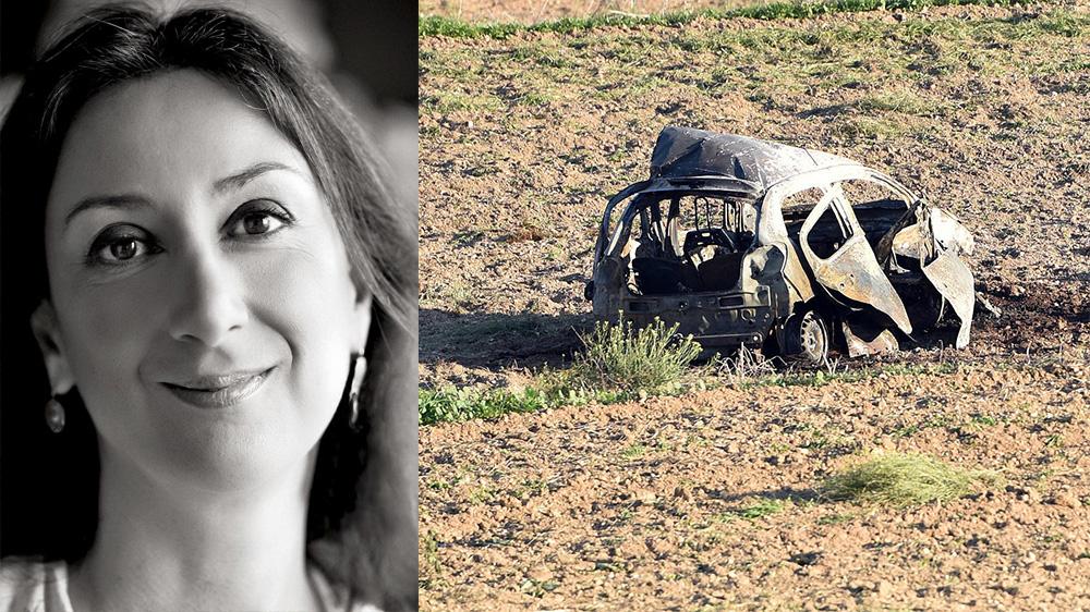 '파나마 페이퍼스' 취재 몰타 탐사기자, 테러추정 차량폭발로 사망