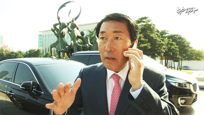 자유한국당 안상수 의원