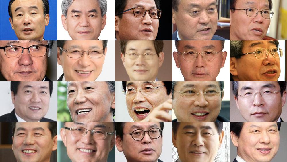 """공직선거법 무색한 행시 22회의 """"구구팔팔"""" 인생 2막"""