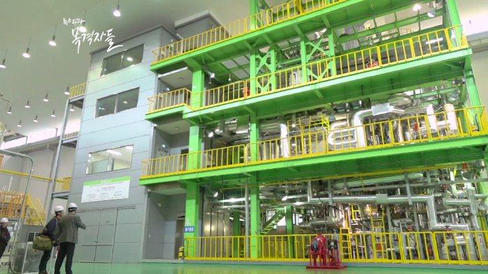 ▲ 대전 유성구 한국원자력연구원에 있는 파이로프로세싱 실험시설
