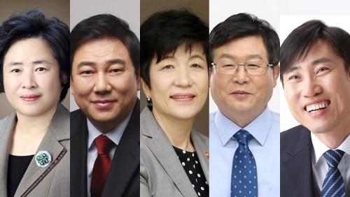 [속보]정책연구 표절 국회의원, 관련예산 국고반납 잇따라
