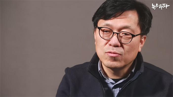 """▲ 하승수 """"세금도둑잡아라"""" 공동대표"""